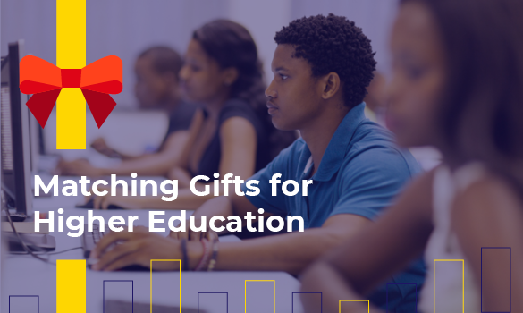 Here are some actionable tips to secure matching gifts for higher education.