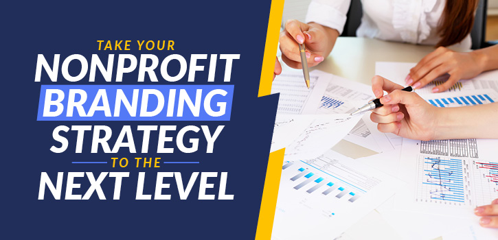 Take your nonprofit branding to the next level.