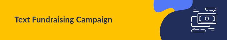 Let's explore text fundraising digital campaigns.