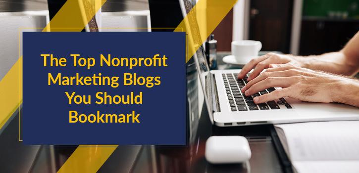 Explore the top nonprofit marketing blogs!