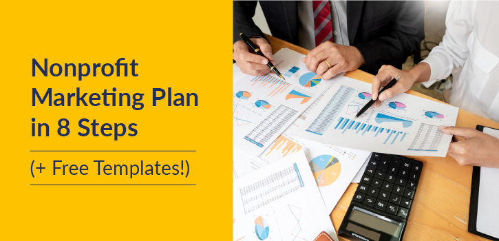 Learn more about how to craft a successful nonprofit marketing plan in this guide