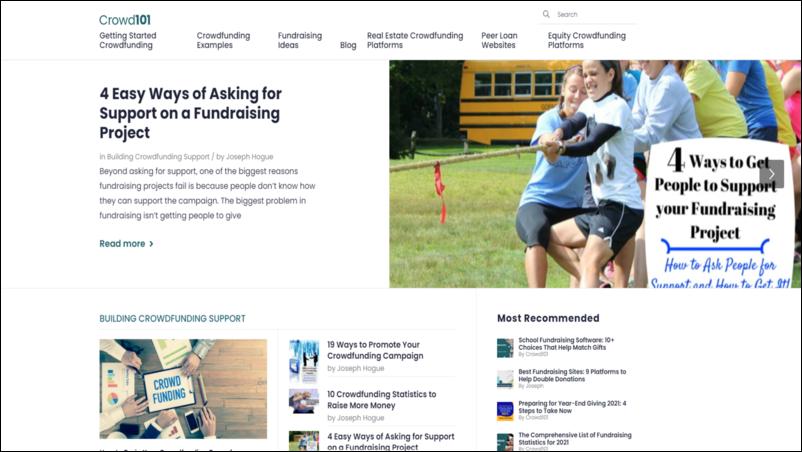 Explore Crowd101's nonprofit marketing blog.