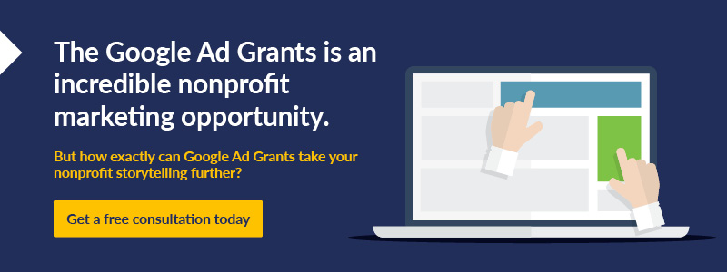 Contact Getting Attention to see how nonprofit storytelling and Google ads work together.