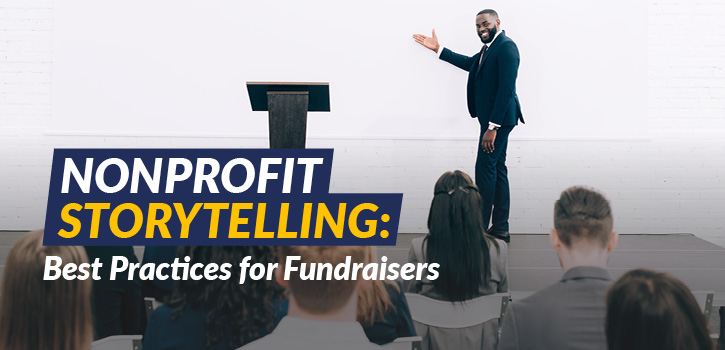 Take your nonprofit sotrytelling to the next level with this guide.